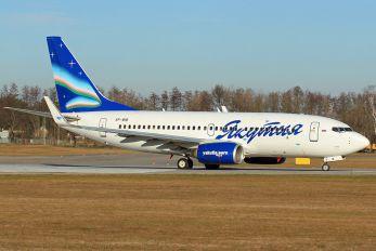 VP-BIB - Yakutia Airlines Boeing 737-700