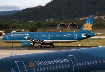 VN-A339 - Vietnam Airlines Airbus A321