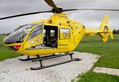 G-NWEM - North West Air Ambulance Eurocopter EC135 (all models) aircraft