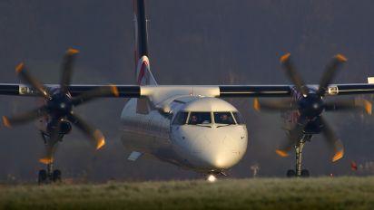 - - euroLOT de Havilland Canada DHC-8-400Q / Bombardier Q400