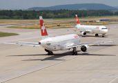 HB-IJJ - Swiss Airbus A320 aircraft