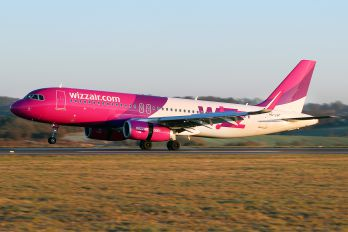 HA-LWT - Wizz Air Airbus A320