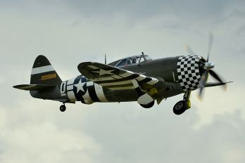 G-CDVX - Patina Republic P-47G Thunderbolt