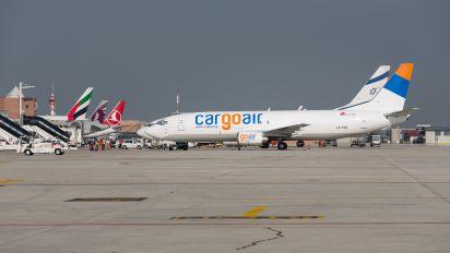 LS-CGS - Cargo Air Boeing 737-400F