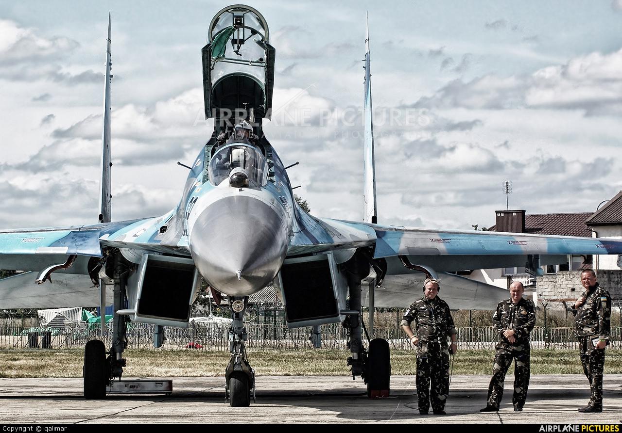 Ukraine - Air Force 69 aircraft at Radom - Sadków