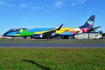 PR-AZH - Azul Linhas Aéreas Embraer ERJ-190 (190-100)