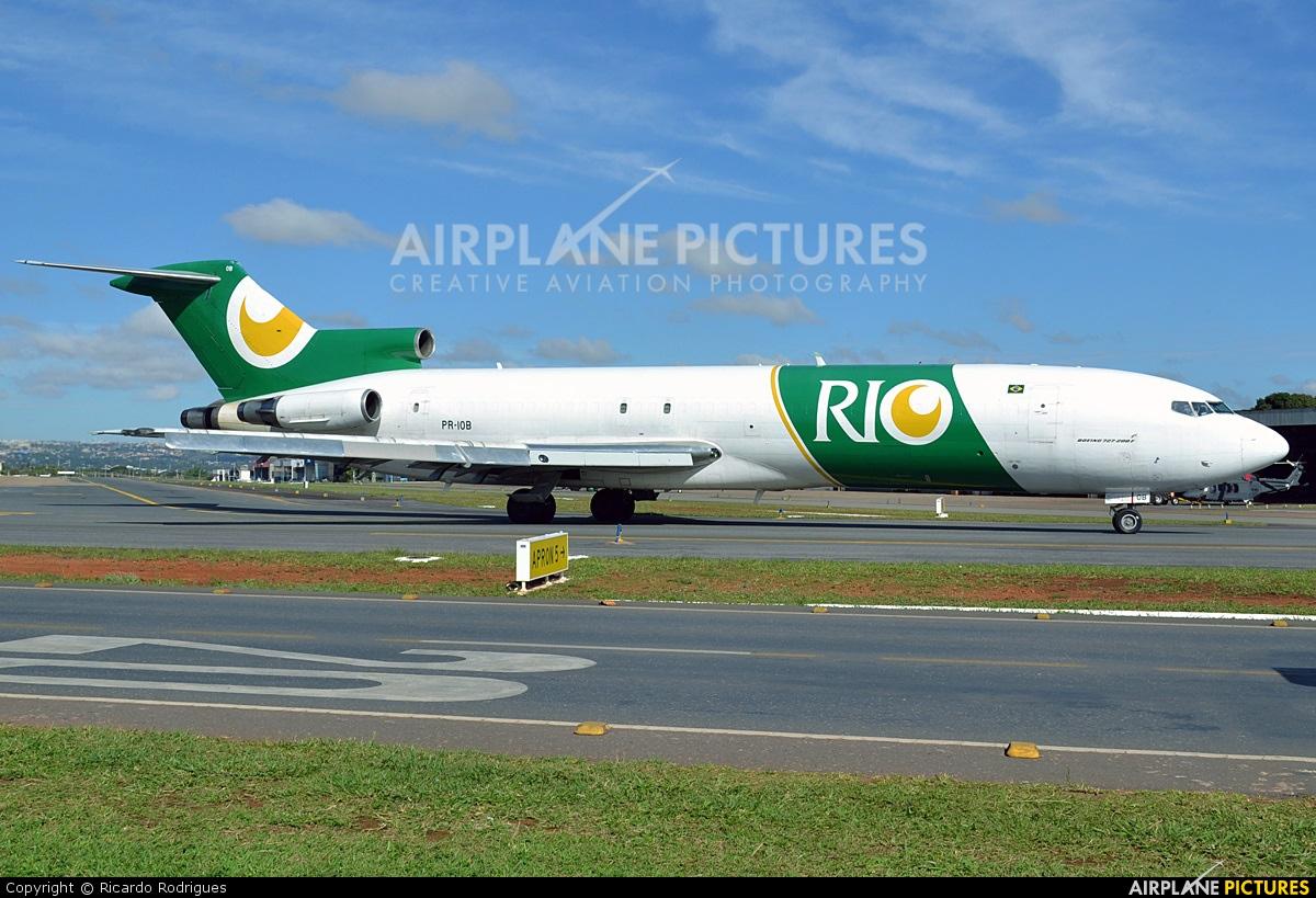 Rio Linhas Aéreas PR-IOB aircraft at Brasília - Presidente Juscelino Kubitschek Intl