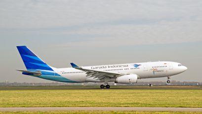 PK-GPI - Garuda Indonesia Airbus A330-200
