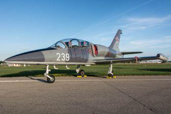 N239PW - Warbird Heritage Foundation Aero L-39 Albatros