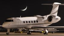 N33M - Private Gulfstream Aerospace G-V, G-V-SP, G500, G550 aircraft