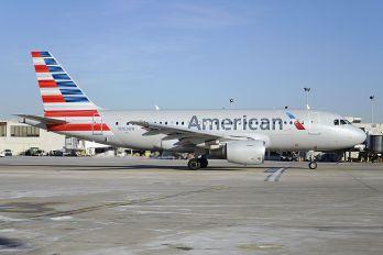 N703UW - American Airlines Airbus A319