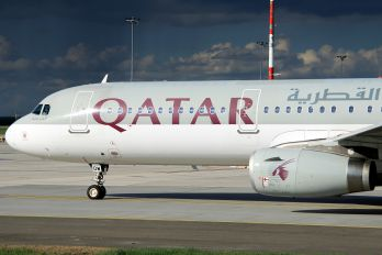 A7-ADW - Qatar Airways Airbus A321