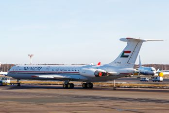 ST-PRA - Sudan - Government Ilyushin Il-62 (all models)