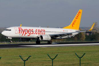 TC-AVP - Pegasus Boeing 737-800