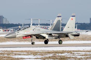 502 - Russia - Air Force Sukhoi Su-30MK