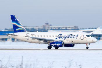RA-89012 - Yakutia Airlines Sukhoi Superjet 100