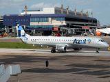 PR-AXV - Azul Linhas Aéreas Embraer ERJ-195 (190-200) aircraft