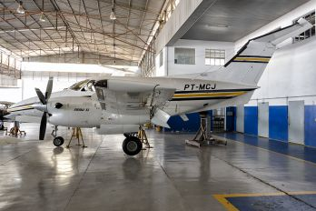PT-MCJ - Private Embraer EMB-121AN Xingu