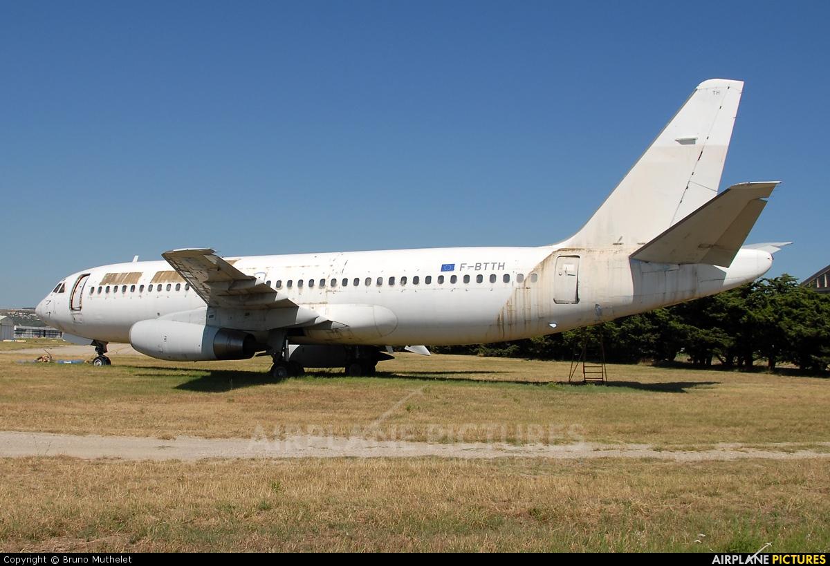 Air Inter F-BTTH aircraft at Marseille Provence