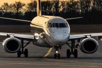 D-AECB - Lufthansa Regional - CityLine Embraer ERJ-190 (190-100)