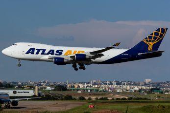 N492MC - Atlas Air Boeing 747-400F, ERF