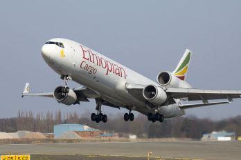 ET-AML - Ethiopian Cargo McDonnell Douglas MD-11F