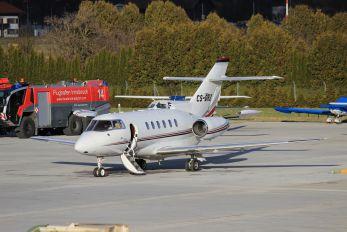 CS-DRZ - NetJets Europe (Portugal) Hawker Beechcraft 800XP