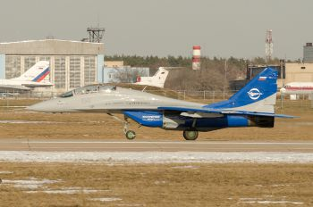 84 - Gromov Flight Research Institute Mikoyan-Gurevich MiG-29UB