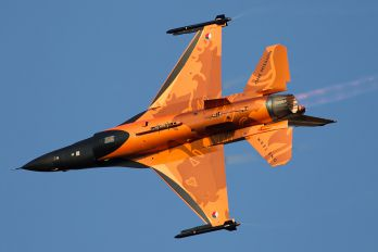 J-015 - Netherlands - Air Force General Dynamics F-16AM Fighting Falcon
