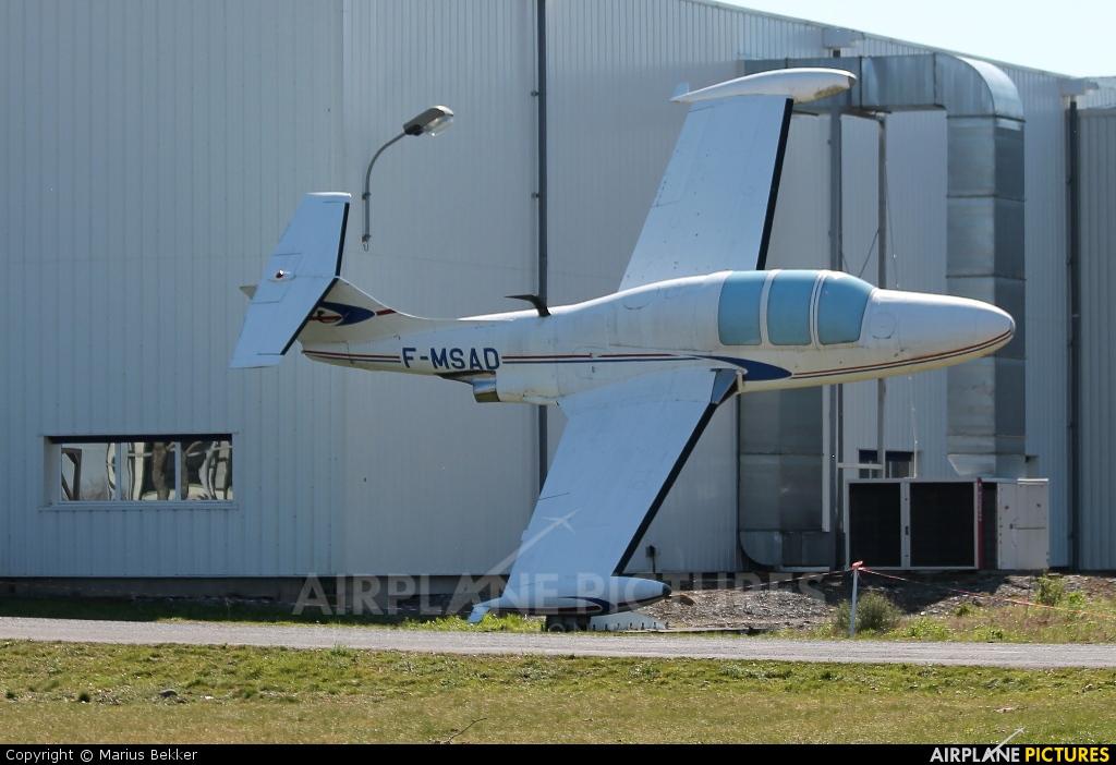 Private F-MSAD aircraft at Tarbes / Lourdes - Ossun