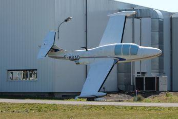 F-MSAD - Private Morane Saulnier MS.760 Paris
