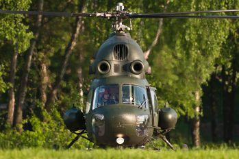 - - Poland - Army Mil Mi-2