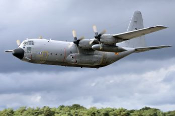 CH-01 - Belgium - Air Force Lockheed C-130H Hercules