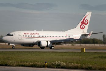 EX-37501 - Kyrgyzstan Airlines Boeing 737-500
