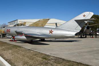 96 - Bulgaria - Air Force Mikoyan-Gurevich MiG-17