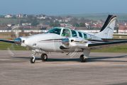 G-GTVM - Private Beechcraft 58 Baron aircraft