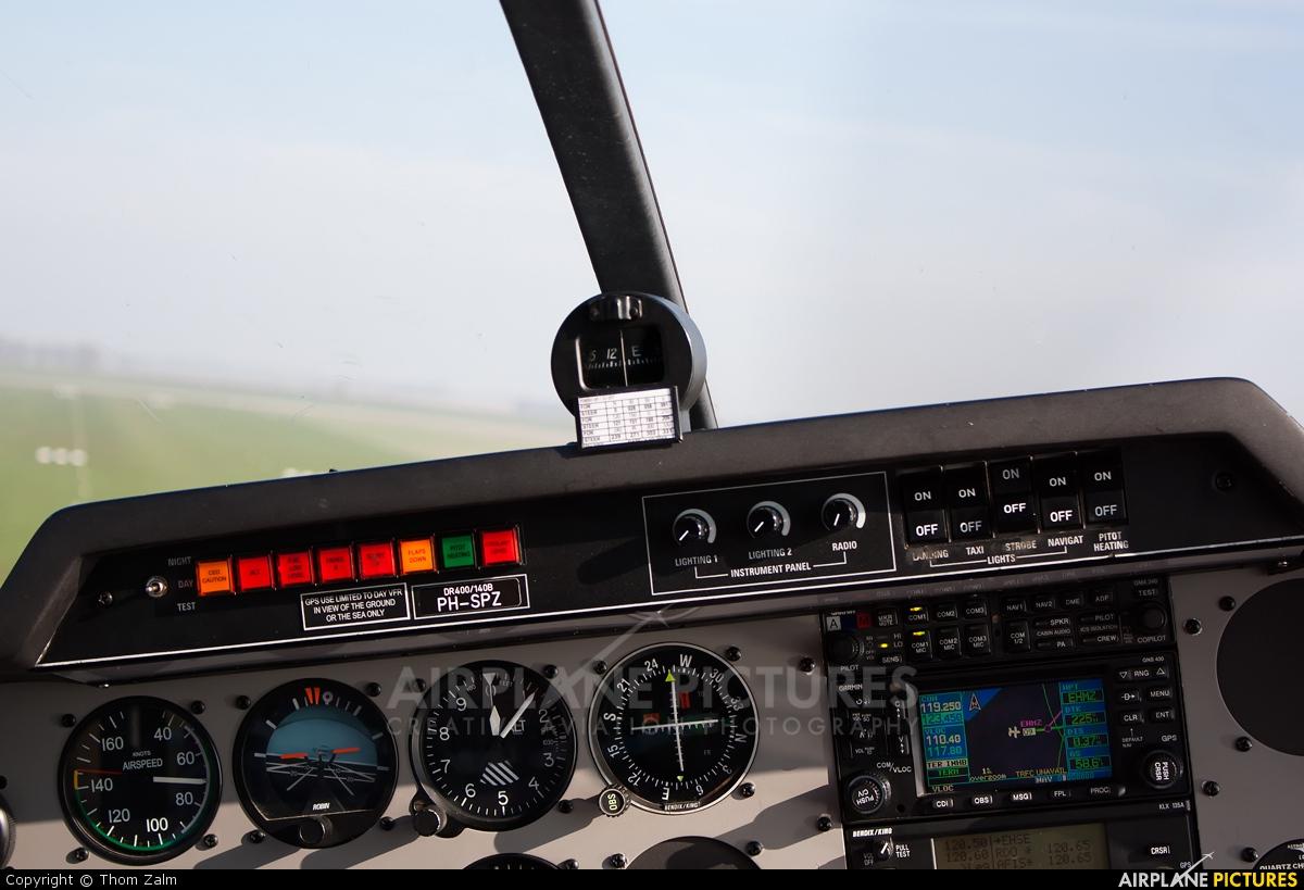 Vliegclub Rotterdam PH-SPZ aircraft at Middelburg - Midden Zeeland