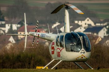 D-HNEL - Private Robinson R44 Astro / Raven