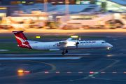 VH-QOU - QantasLink de Havilland Canada DHC-8-400Q / Bombardier Q400 aircraft