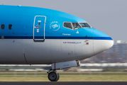 PH-BCA - KLM Boeing 737-800 aircraft