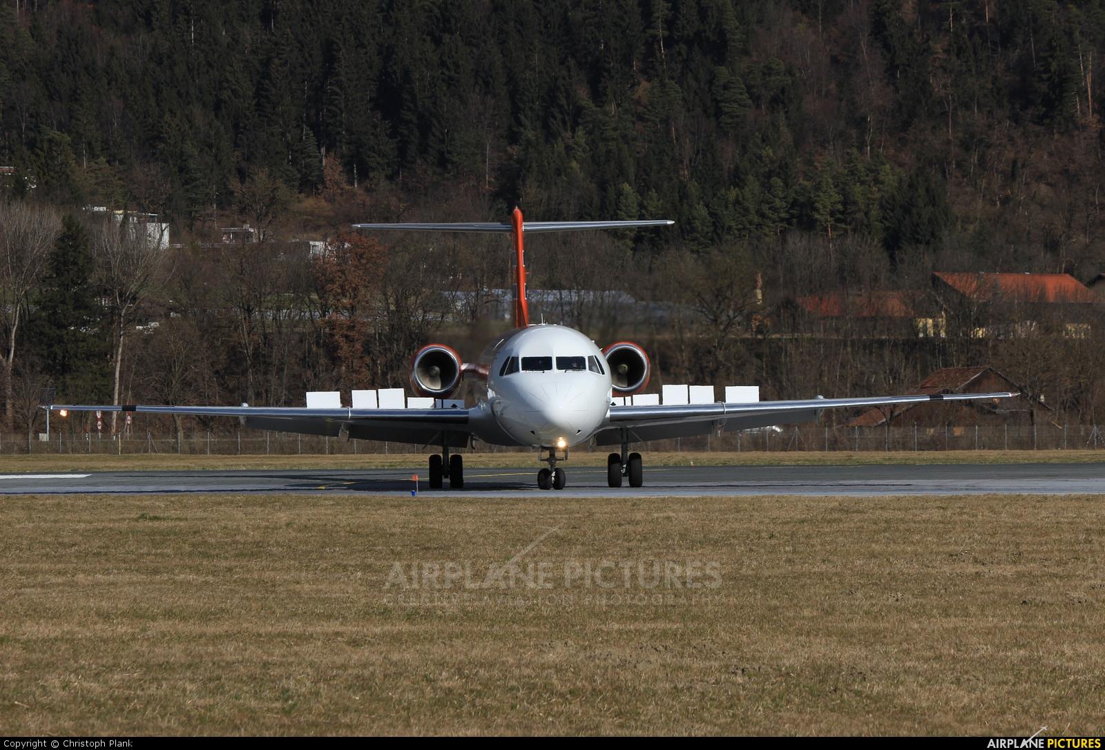 Netherlands - Government PH-KBX aircraft at Innsbruck