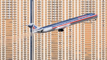 N9401W - American Airlines McDonnell Douglas MD-83