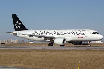 N689TA - TACA Airbus A320