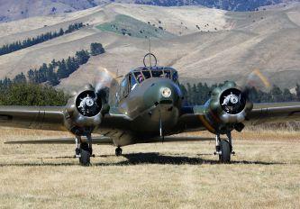 ZK-RRA - Private Avro 652 Anson (all variants)