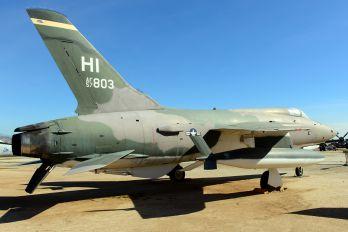 57-5803 - USA - Air Force Republic F-105B Thunderchief