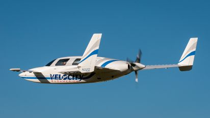 N222TZ - Private Velocity Velocity 173 RG