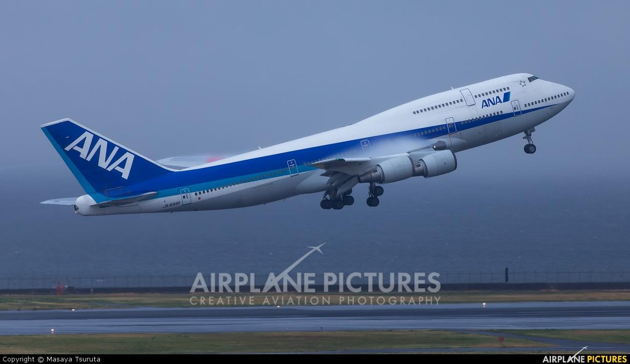 ANA - All Nippon Airways JA8961 aircraft at Tokyo - Haneda Intl