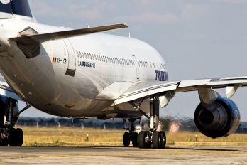 YR-LCB - Romania - Government Airbus A310