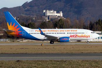 G-GDFO - Jet2 Boeing 737-300