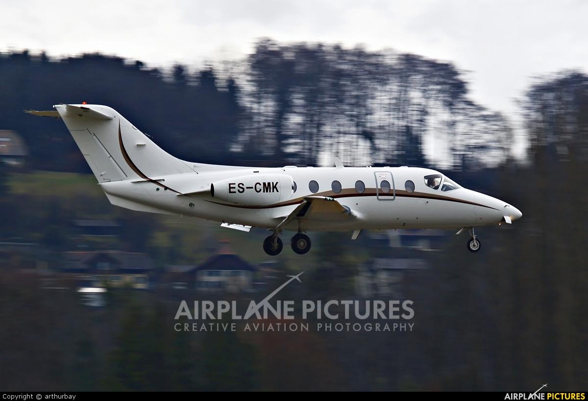 Private ES-CMK aircraft at Bern - Belp